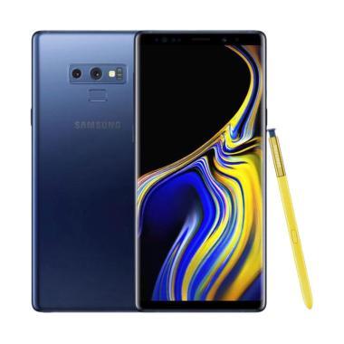 Promo Agent Prudential - Samsung Galaxy Note 9 Smartphone - Ocean Blue [128 GB/ 6 GB]