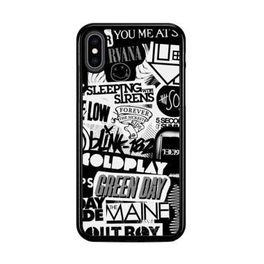 harga Flazzstore The Xx Coldplay Arctic Monkeys The Neighbourhood Sleeping With Sirens The 1975 Band Z0252 Premium Casing for iPhone XS Blibli.com