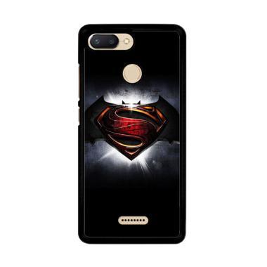 harga Flazzstore Batman Vs Superman V0076 Casing Premium Casing for Xiaomi Redmi 6 Blibli.com