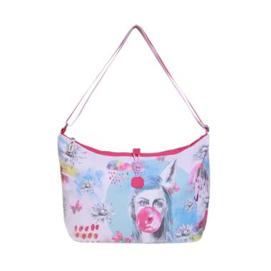 Exsport Monica Hapsari Duffle Bag - Pink