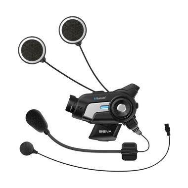 harga Sena Intercom with Webcam 10C Motorcycle Bluetooth Helmet Camera & Communication System Blibli.com