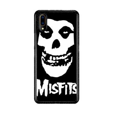 harga Flazzstore Horror Punk Rock Band Misfits Skull Z0506 Premium Casing for Vivo V11 Pro Blibli.com
