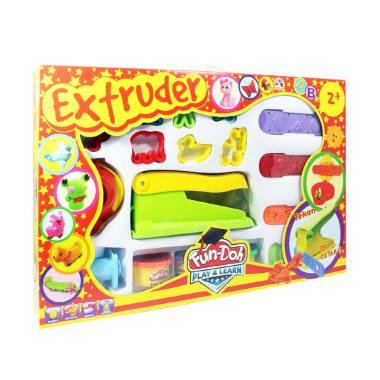 Fun Doh Extruder Mainan Edukasi Anak