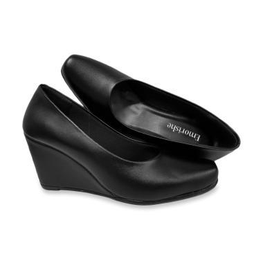 Emorishe SPN DOP Sepatu Formal Wanita [Big size]