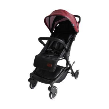harga BabyDoes CH 349 Esmio Stroller - Merah Blibli.com