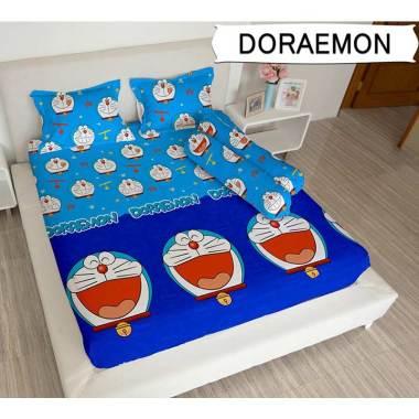 Jual Sprei Doraemon line Harga Menarik Berkualitas