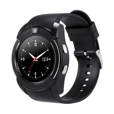 harga Bluelans V8 Smart Wrist Watch Bluetooth Calling Sleep Monitor Anti-Lost for iOS Android Blibli.com