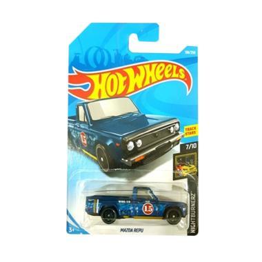 Hot Wheels Mazda Repu H 19 Diecast - Dark Blue