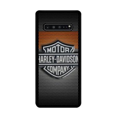 harga Cannon Case Motor Harley Davidson Logo Z4053 Custom Hardcase Casing for Samsung Galaxy S10 5G Blibli.com