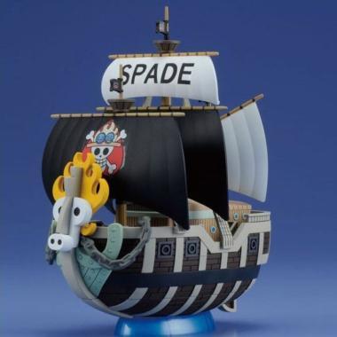 harga Bandai Kapal Spade's Pirate Kapal Ace One Piece Action Figure Blibli.com