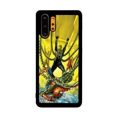 Cannon Case Amazing Spiderman L2866 Custom Hardcase Casing for Samsung Galaxy Note 10 Plus