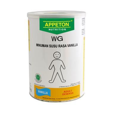Appeton Weight Gain Vanilla Susu 450 G