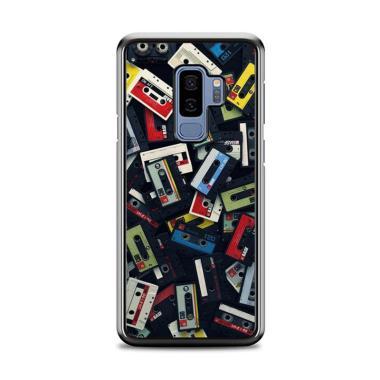 harga Hardcase Casing Custom Samsung Galaxy S9 Plus Kaset Radio Tempo dulu P0760 Case Cover Blibli.com