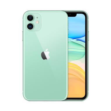 Apple iPhone 11 (Green, 64 GB)