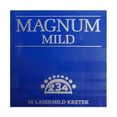 DJI SAM SOE 235 Magnum Blue Mild 16 Rokok [1 slop/10 bungkus]