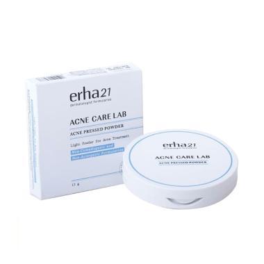 ERHA21 Acne Care Lab Pressed Powder [13 g] pink