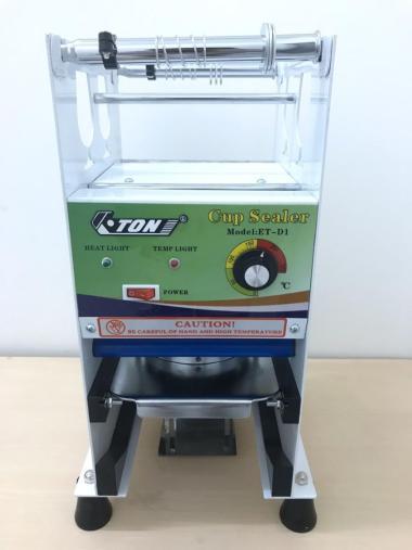harga Cup Sealer/Mesin Press Gelas Manual Eton ET-D1 Blibli.com