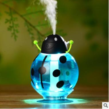 Best Creative Mini Beetle Humidifier USB Office Desktop Humidifier blue