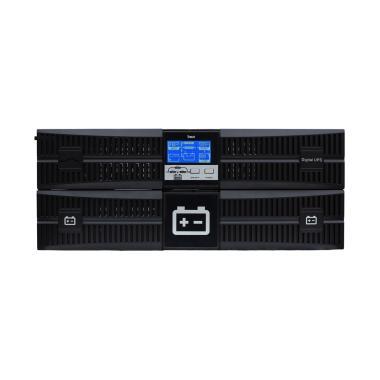harga PASCAL Sinus Online Rack UPS [19 inch/ 2KVA] Blibli.com