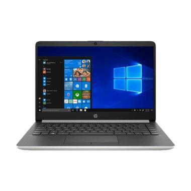 Hewlett Packard HP 14S-CF2009TX Notebook - Silver