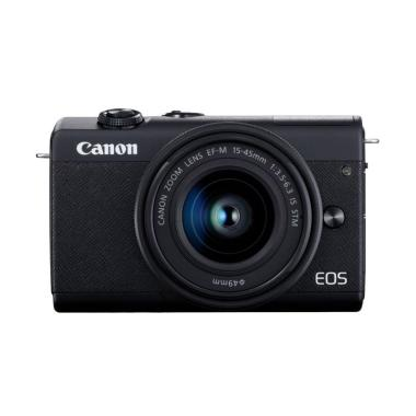 Concept Shop - Canon EOS M200 KIT EF-M15-45mm IS STM Kamera Mirrorless. M 200