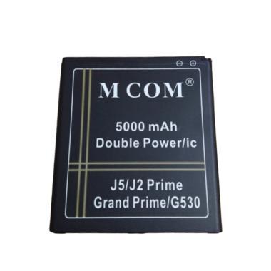 harga MCOM Double Power Baterai Handphone for Samsung J310 . J3 2016 . J320 / J3 Pro . J2 Pro Blibli.com