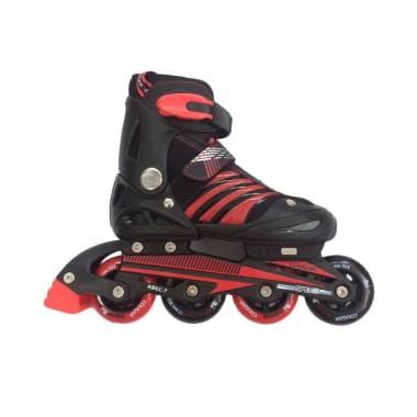 harga Cougar Inline Skate Sepatu Roda [MZS68FB-BK/RD] Blibli.com