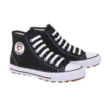 Jual Sepatu Sekolah Hitam Merek Terbagus Model Terbaru Currentyear