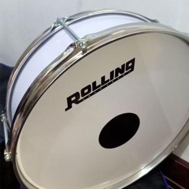 harga Rolling Snare Drum - Putih [14 Inch] putih Blibli.com