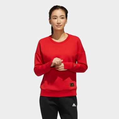 adidas CNY Sweatshirt Atasan Olahraga Wanita [FM9272]