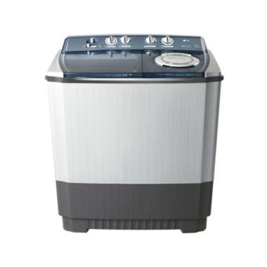 harga LG P1400RT Mesin Cuci 2 Tabung [14 kg] Unit Only Light Grey JABODETABEK Blibli.com