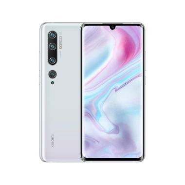 harga Xiaomi Mi Note 10 (Glacier White, 128 GB) Blibli.com