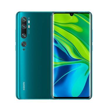 harga Xiaomi Mi Note 10 (Aurora Green, 128 GB) Blibli.com