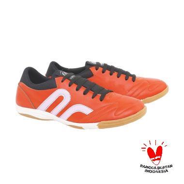 harga Raindoz Sepatu Futsal Pria [RDZ 110] 41 ORANGE Blibli.com