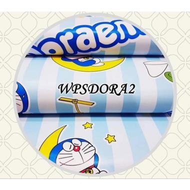 himaro walpaper stiker dinding dekorasi rumah murah wallpaper sticker kamar tidur minimalis 3d mewah doraemon full04 rdk8ut4b