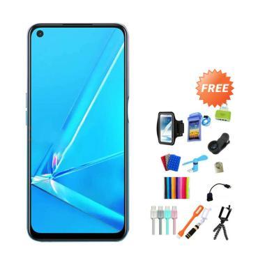 OPPO A92 Smartphone [128GB/ 8GB] + Free Aksesoris 15 Item