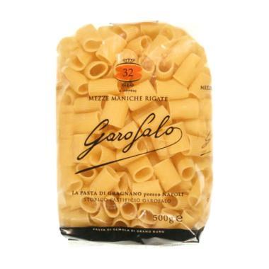 harga Garofalo Mezze Maniche Rigate [500 Gr] Blibli.com