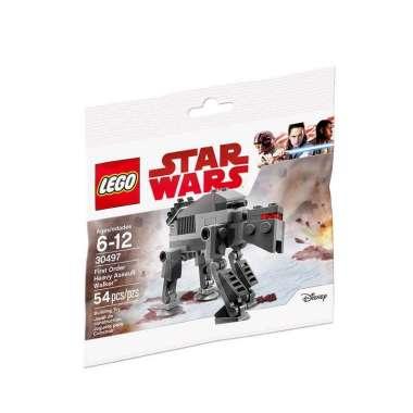 LEGO Starwars Heavy Assault Walker 30497 Block & Stacking Toys
