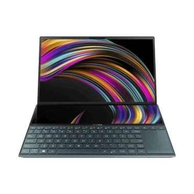 Asus UX481FL-BM071T ZenBook Duoscreen Laptop [Intel i7-10510U/ 16GB/ 512GB PCIe/ MX250 2GB/ 14 Inch FHD/ Win 10 ]