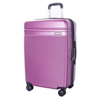 Navy Club Tas Koper Hardcase Fiber ABS - 4 Roda Putar Kunci TSA - Expandable - CICG Size 24 Inch