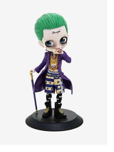 Joker Suicide Squad QPosket Action Figure