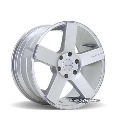 harga KMC MC5 (KM690) R22x9 ET15 - PCD 6x114.3 Matt Silver | Velg Mobil ORI Blibli.com