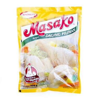 harga MASAKO Bumbu Ayam 250gr - Penyedap Rasa Kaldu Serbaguna Masakan Blibli.com