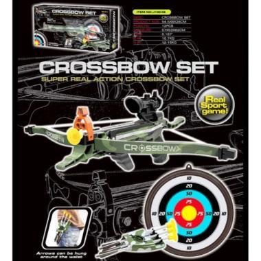 harga Paso J1804B Sport Crossbow Set Mainan Anak Blibli.com