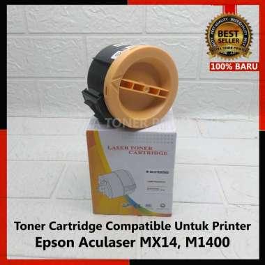 harga Toner cartridge compatible untuk printer Epson AcuLaser M1400 / MX14 Hitam Blibli.com