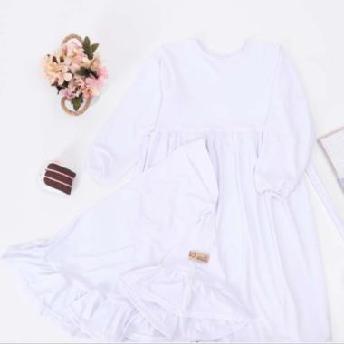 Gamis Putih Anak Harga Termurah Maret 2021 Blibli
