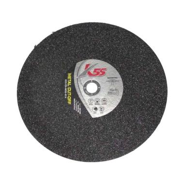harga K55 Batu Potong 14 inch Cutting - METAL CUT-OFF 355x3x25.5mm 3pcs/paket - Blibli.com