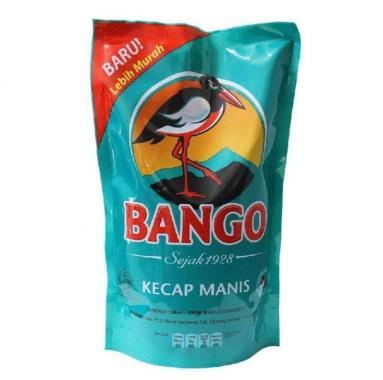 Kecap Bango Manis Refill 550 ml