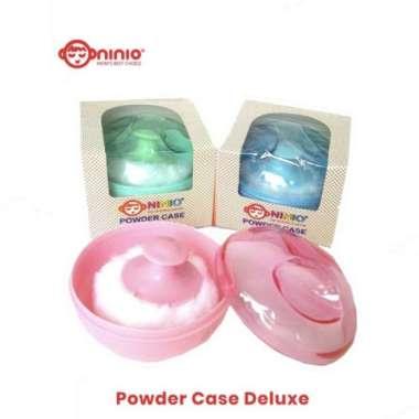 harga Tempat Bedak Bayi Ninio Baby Powder Case Deluxe Single Blibli.com