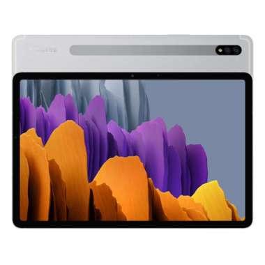harga Samsung Galaxy TAB S7 PLUS 256 GB mystic silver Blibli.com